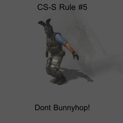 how to bunny hop css