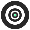 Simple Target (Transparent)